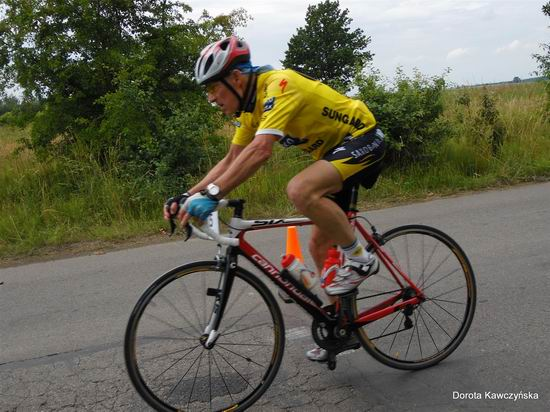 Na rowerach po sukcesy