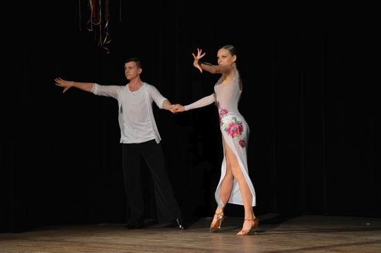 Tancerze w czołówce