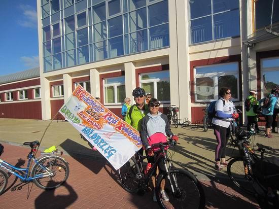 Na rowerach do Kołobrzegu