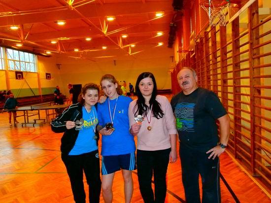 Świdwińscy tenisiści górą